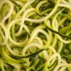 Courgette pasta maker