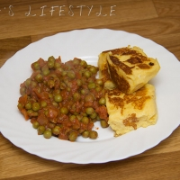 Polenta fried dumplings - Chiftele de mamaliga