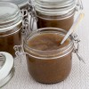 Rhubarb and vanilla jam