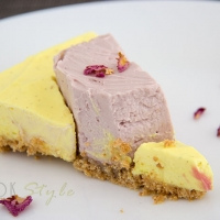 3 Flowers cheesecake