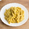 Vegan cheesy pasta
