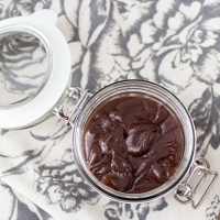 Dark Chocolate Spread