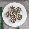 Vegan Mulled Wine Cupcakes