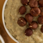 Nutty Caramel Porridge