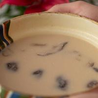 Romanian Mushrooms Soup
