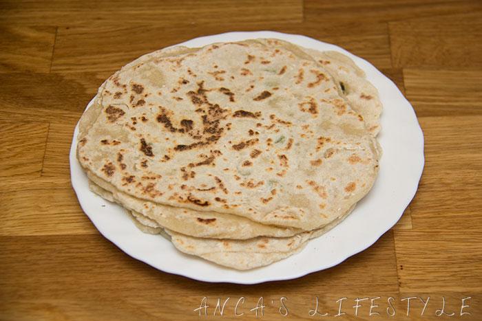 Chinese pancakes – Cōngyóubǐng