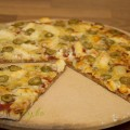 01 Halloumi pizza