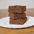 01 Low calories brownies recipe