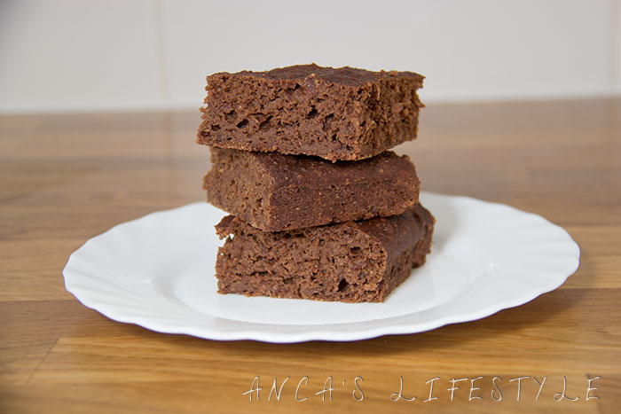 01 Low calories brownies recipe