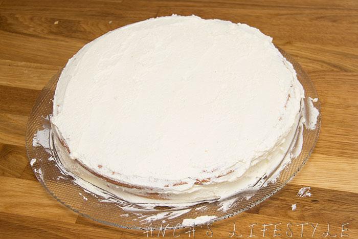 07 Cookie and cream cake recipe