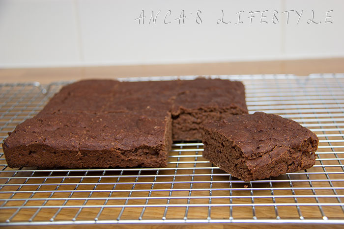 07 Low calories brownies recipe