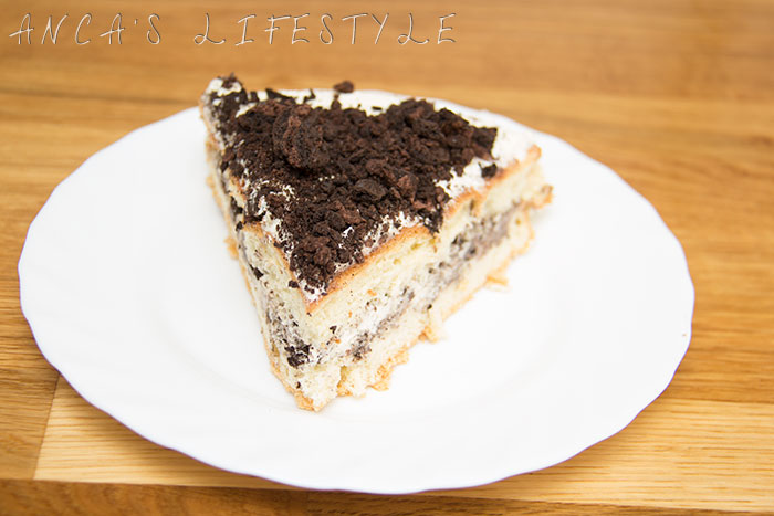 11 Cookie and cream cake