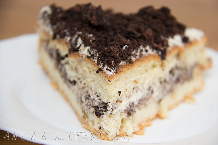 13 Cookie and cream cake