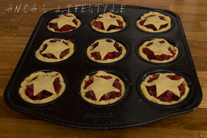 15 homemade Mince pies