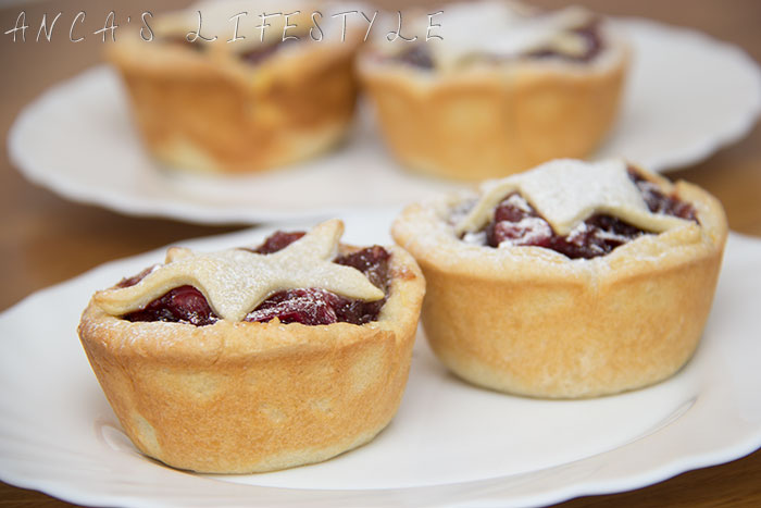 19 Mince pies great blogger bake off