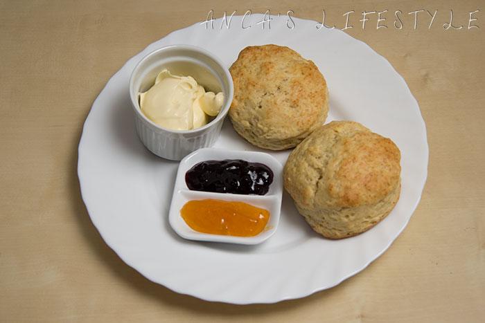 homemade scones 2