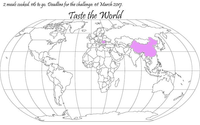 Taste the World – index