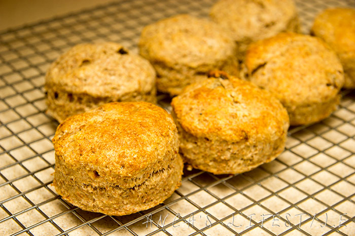 wholemeal scones 9