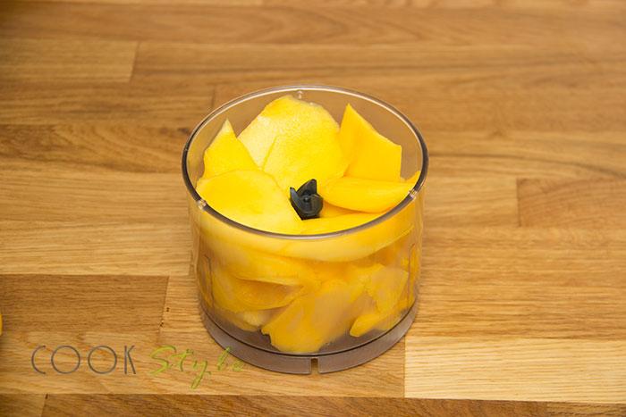 03 Mango sorbet