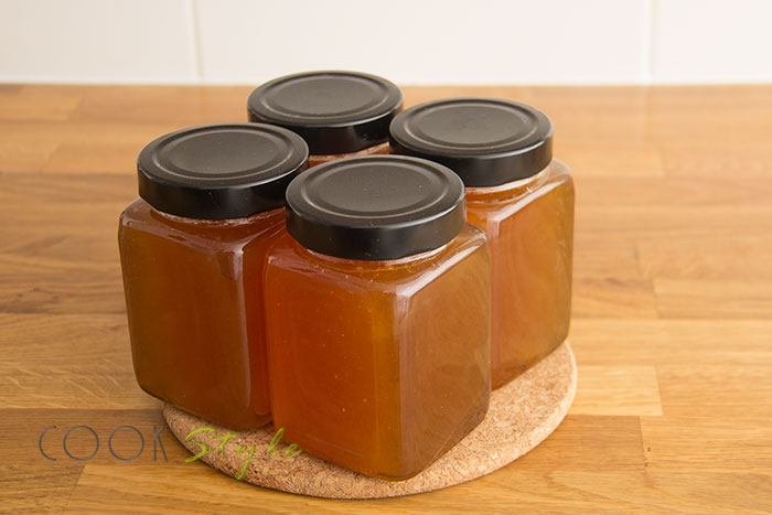 04 Melon and cinnamon jam