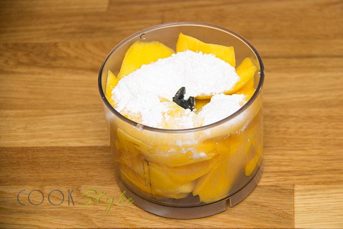 05 Mango sorbet
