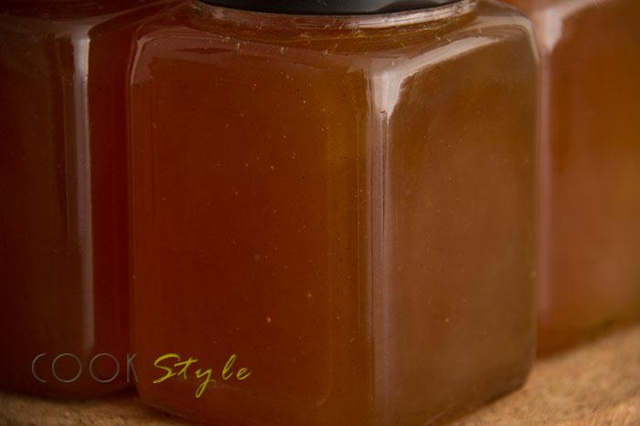 05 Melon and cinnamon jam