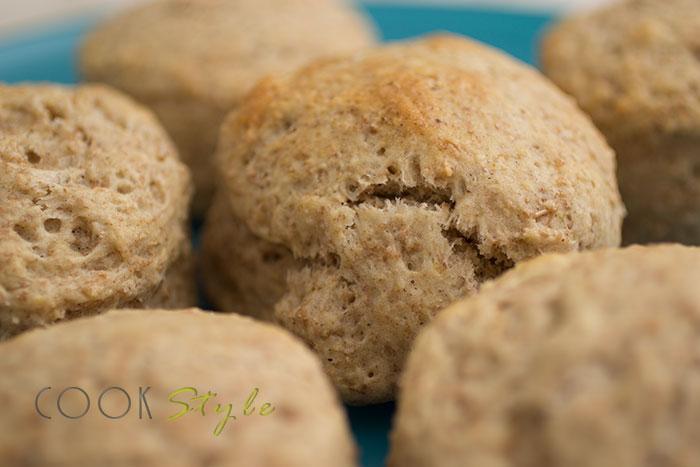 02 Peanut butter gluten free scones