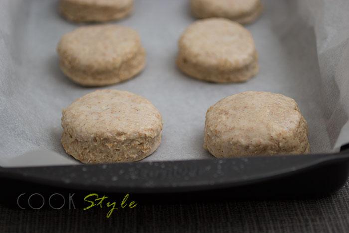 05 Peanut butter gluten free scones