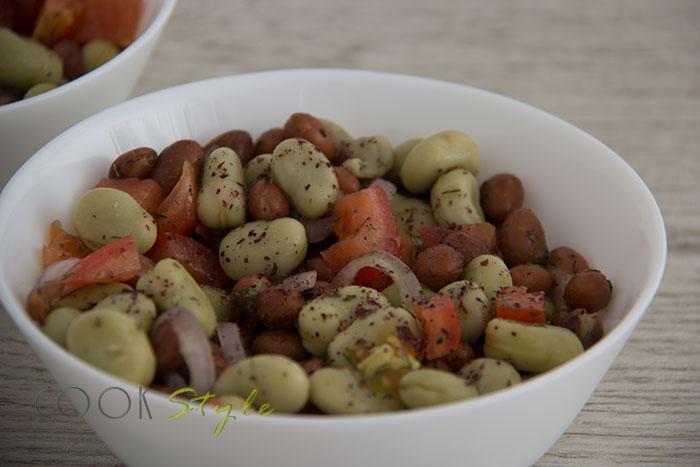 01 Bean salad