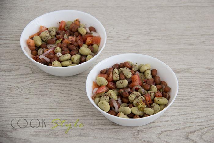 02 Bean salad