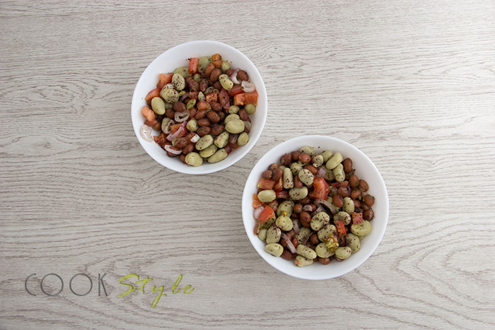 03 Bean salad
