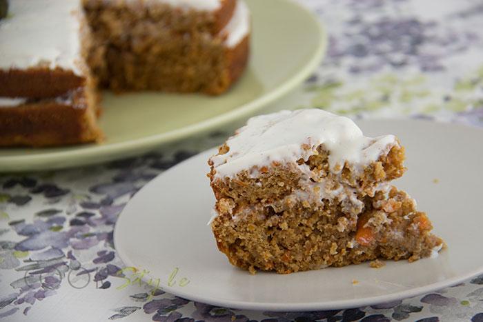 02 Carrot cake