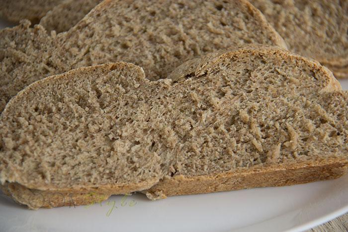 03 Rye plait bread