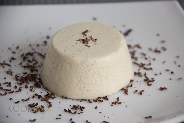 01 Vegetarian Panna cotta