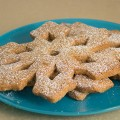 04 Snowflake cookies with cinnamon