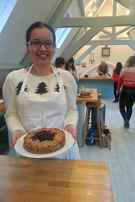 Christmas Bake Off with Holland & Barrett #HBBakeOff