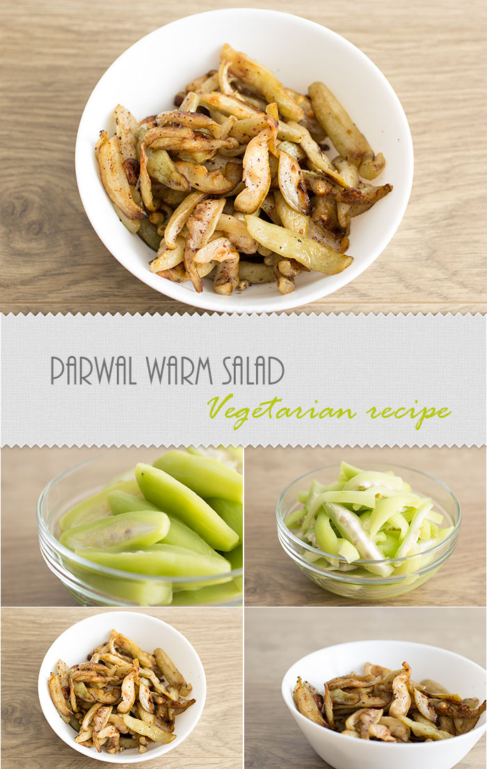 Parwal-warm-salad-vegetarian-recipe