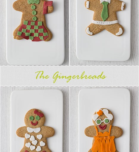 The Gingerbreads