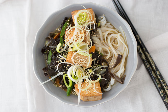 Vegan Ramen Recipe