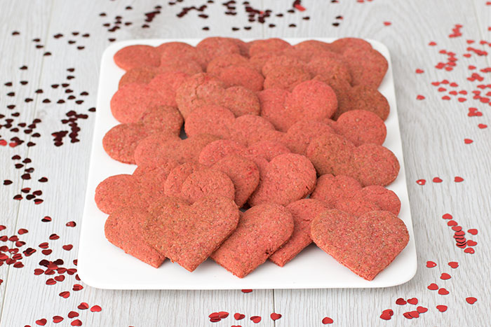 03 Heart Biscuits