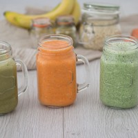 3 Spring Smoothies