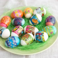 My Easter Menu