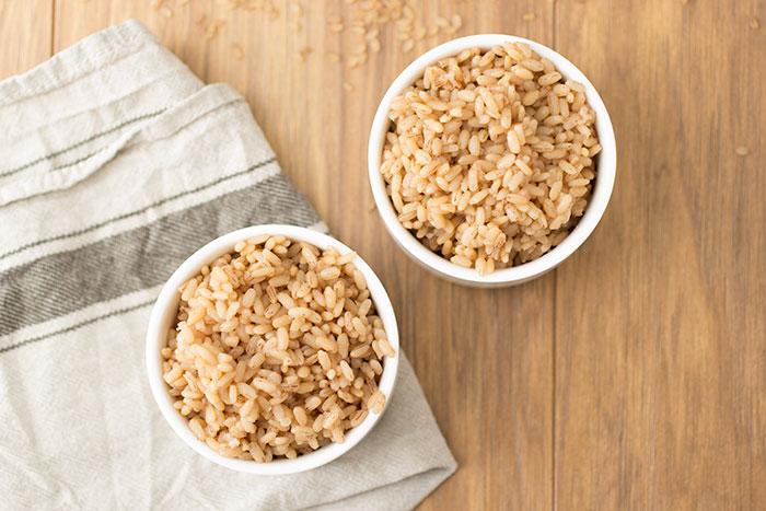 Lapsang Souchong Rice recipe, vegan, gluten free