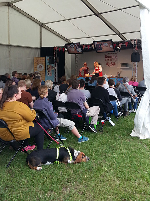 Foodie Festival at Tatton Park