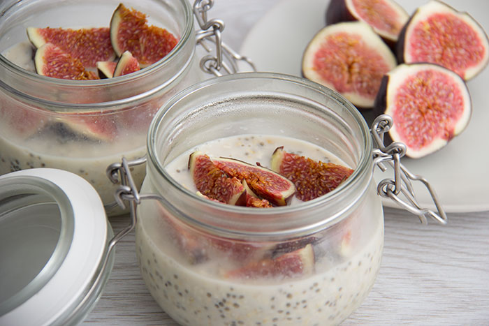 Fig Overnight Oats