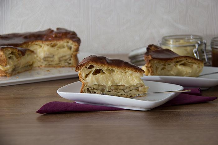 Banoffee Eclair Cake