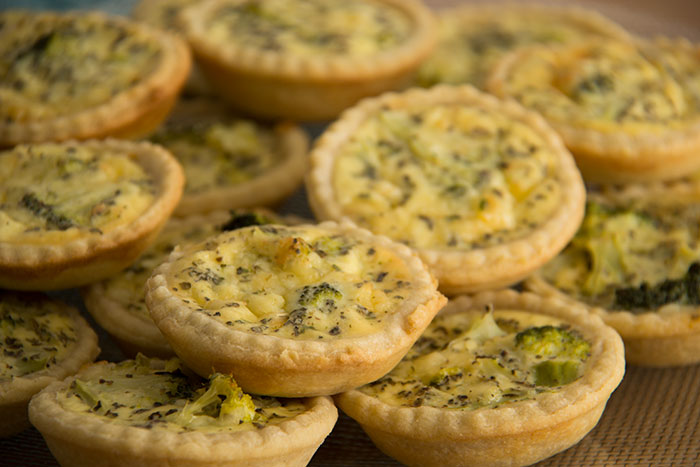 Broccoli Mini Quiche