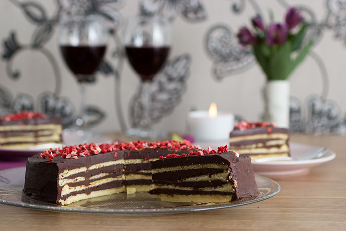 Gabriel Tschumi Royal Choclate Cake Recipe