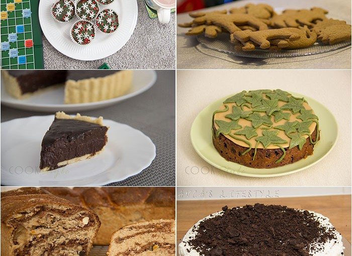 Last minute desserts for Christmas