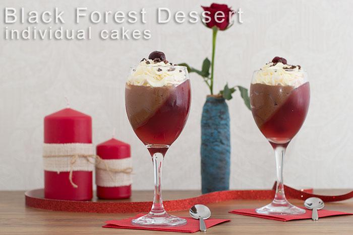 Black Forest Dessert. Pinterest